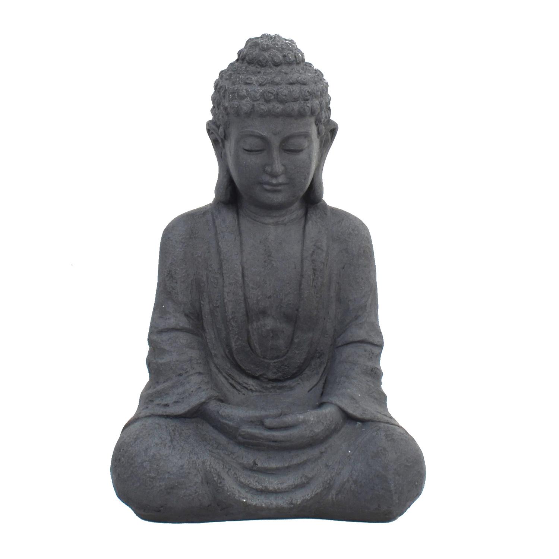 Buddha sitting - front