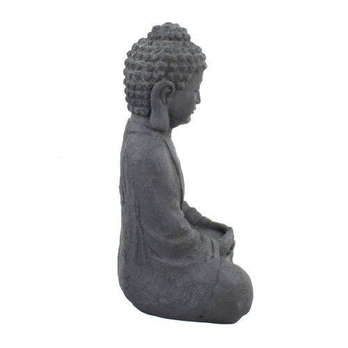 Buddha sitting - side