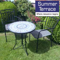 Summer Terrace Mosaic