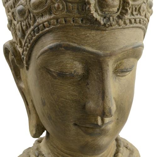 Head Pot holder Stone Effect