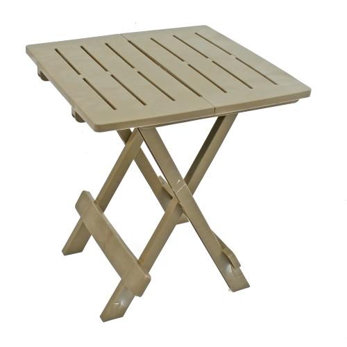 Bari side table - Taupe