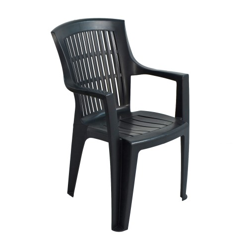Parma chair in Anthracite