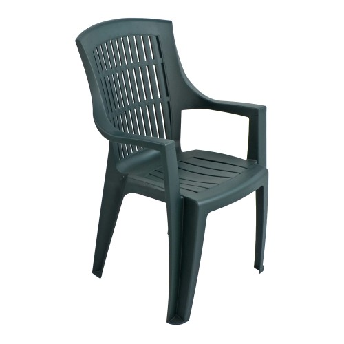Parma chair in Green