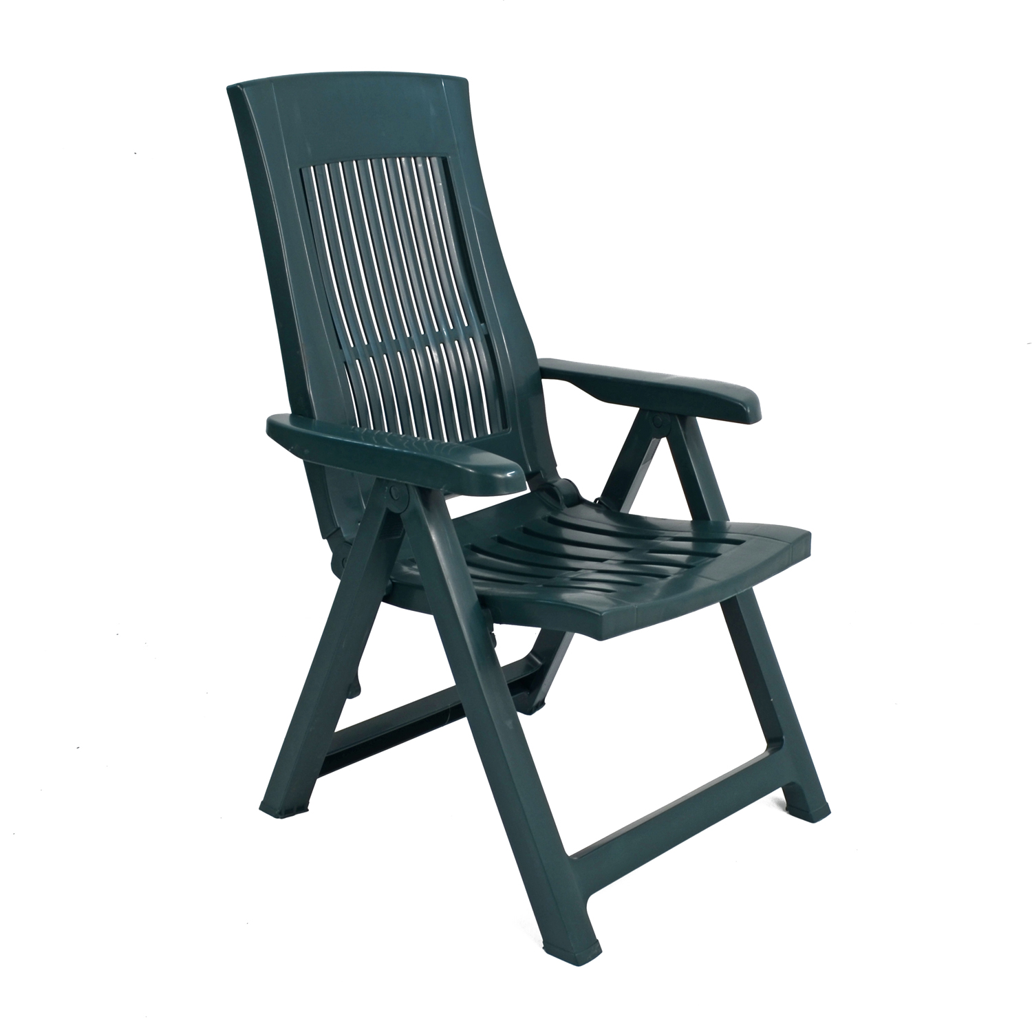Palermo recliner chair in green