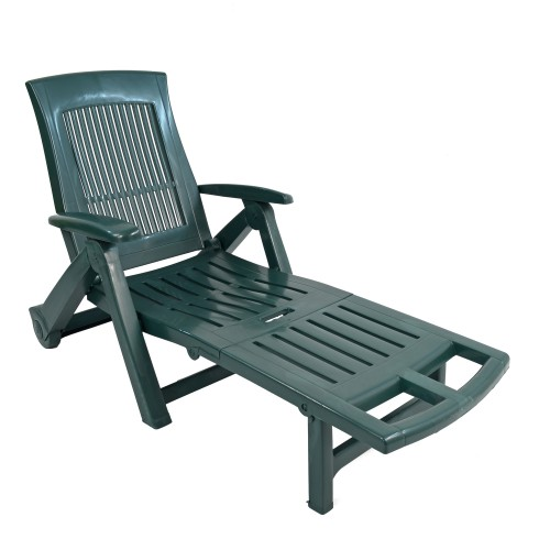 POTENZA Lounger Green