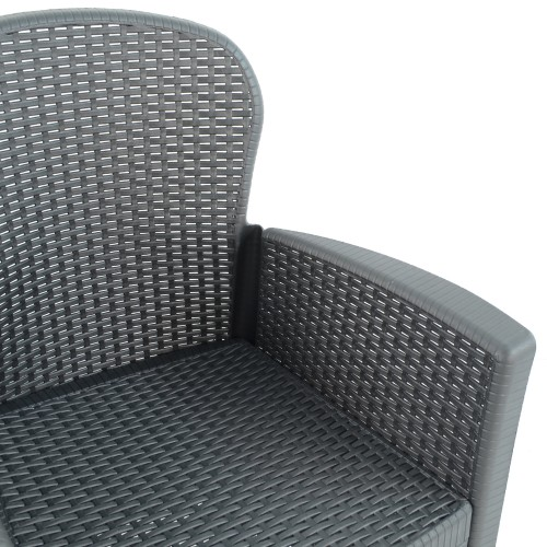 Sicily armchair - front