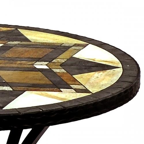 Darwin 76cm Table Top detail