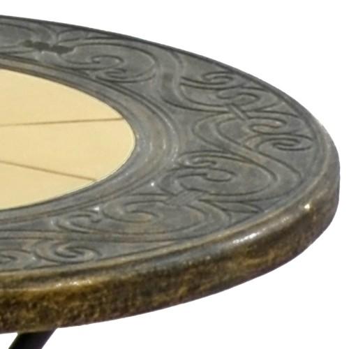 Rennes 60cm Bistro Table top detail